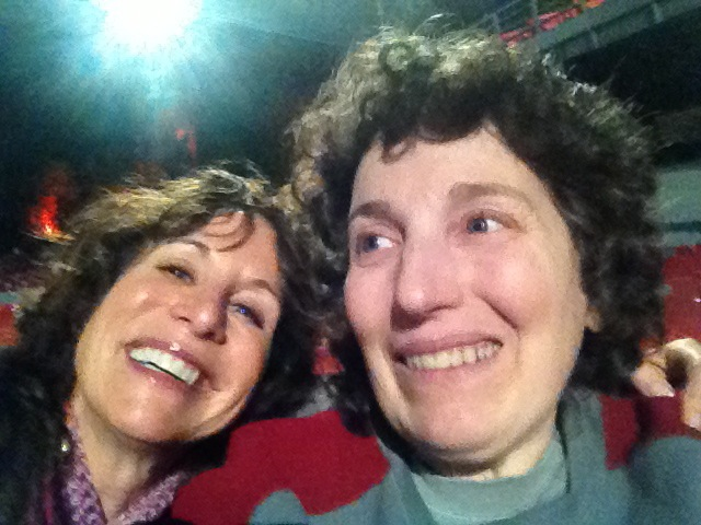 Me and Karen Concert at the Hollywood Bowl
